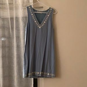 Size small light blue dress from Urban Outfitters